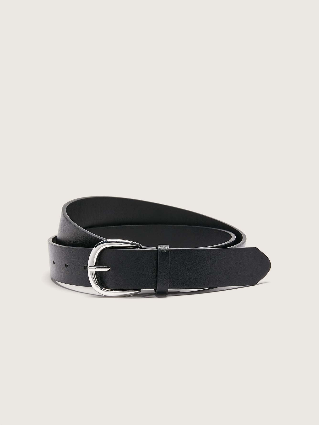 Classic Faux Leather Belt - Addition Elle