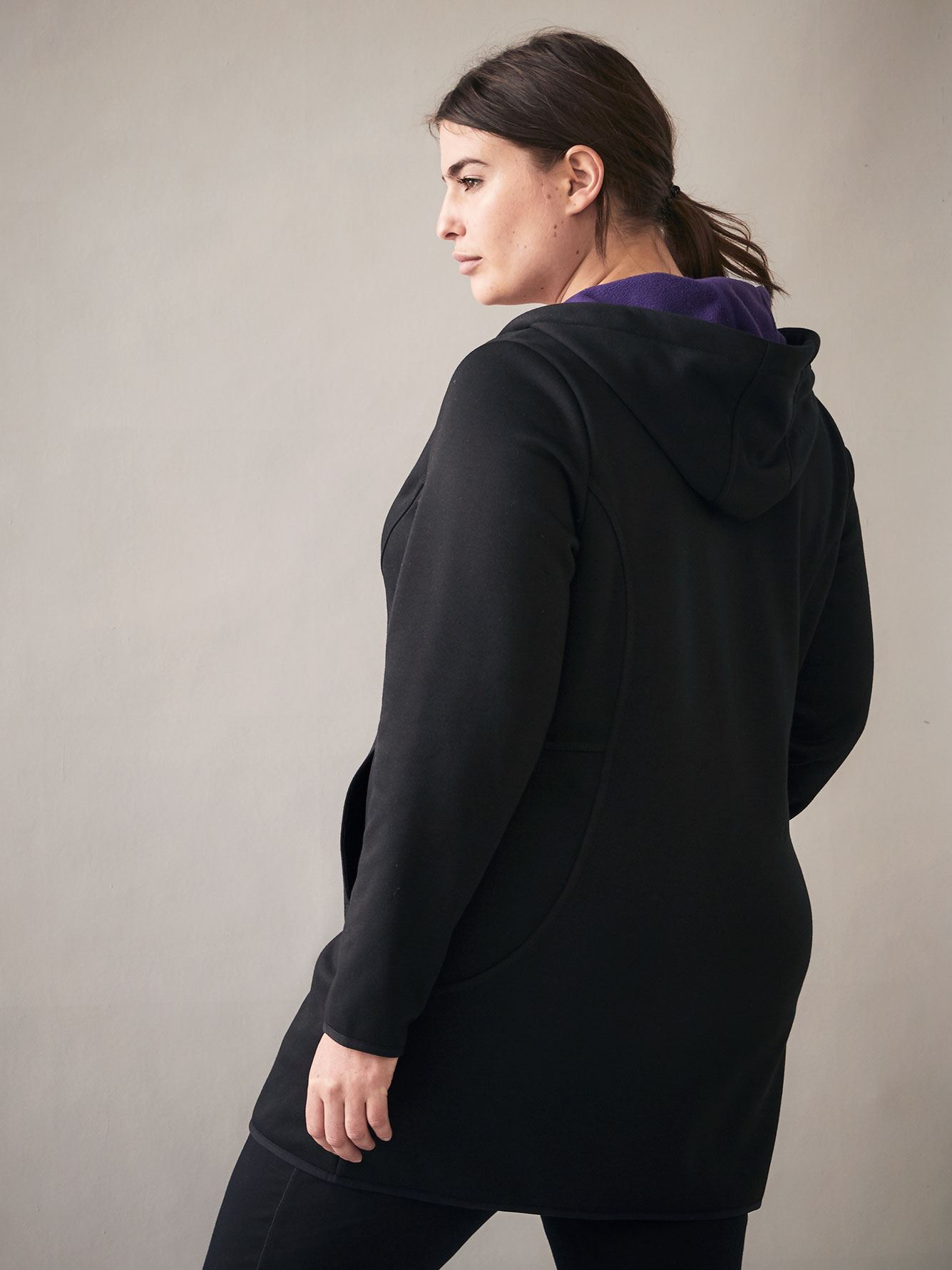 Thermal Hooded Jacket - In Every Story