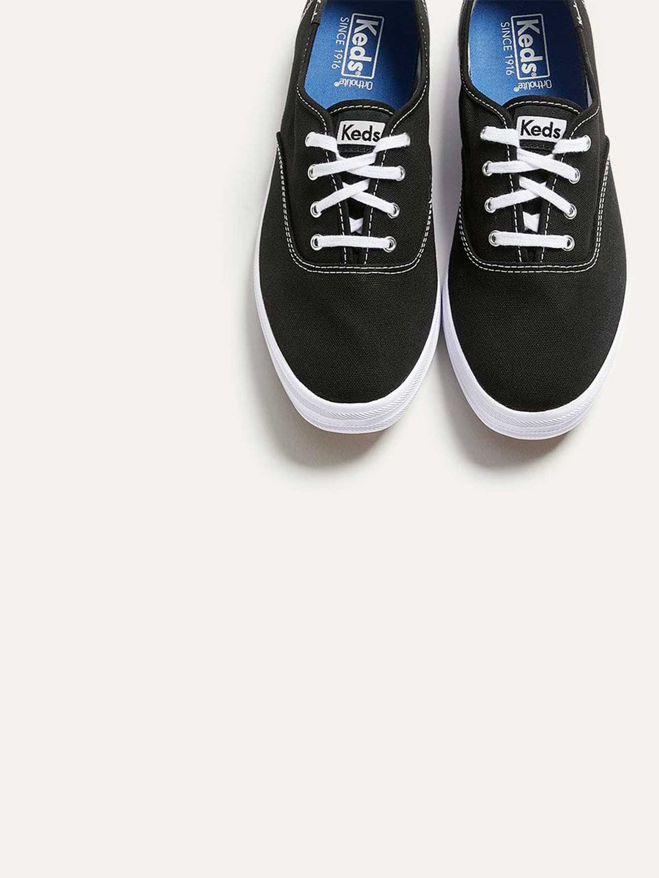 Chaussure en toile Champion Oxford, pied large - Keds