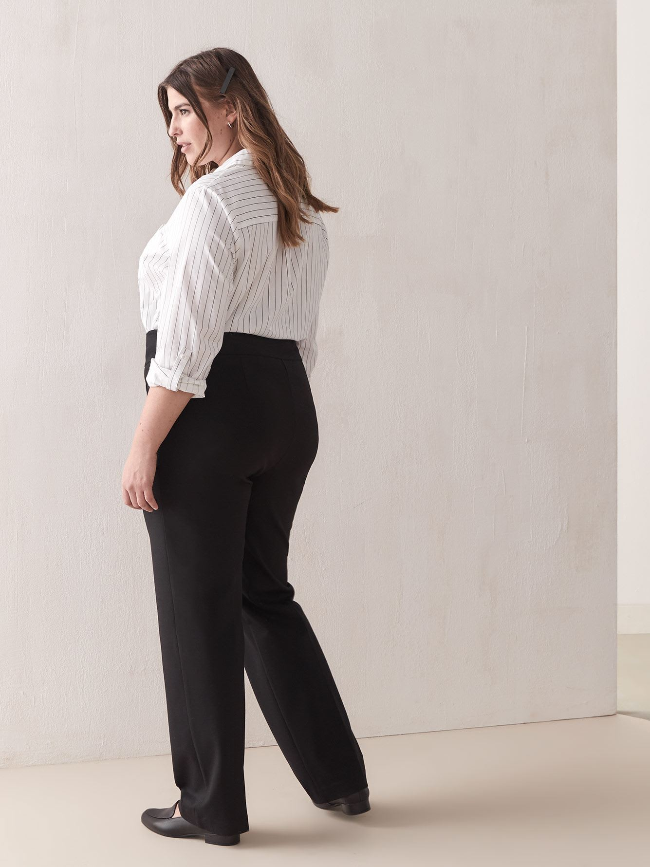 Petite, PDR Straight Leg Pant - In Every Story