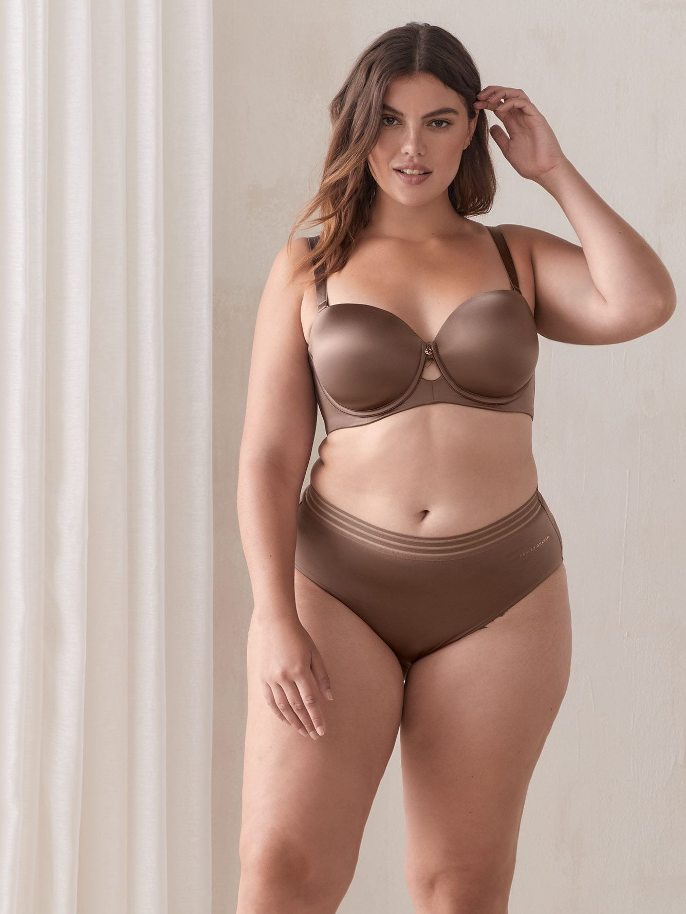 Strapless Phenomenon Bra, G & H Cups - Ashley Graham