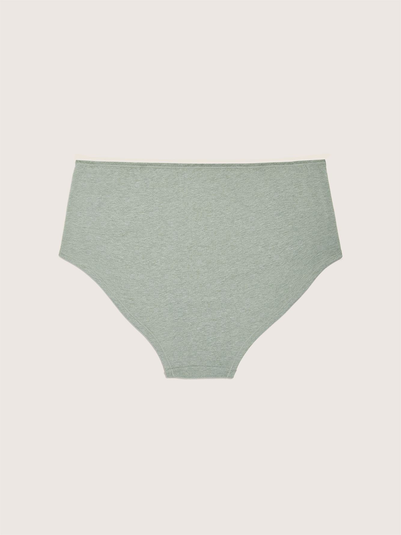 Heathered Brief Panty - ti Voglio