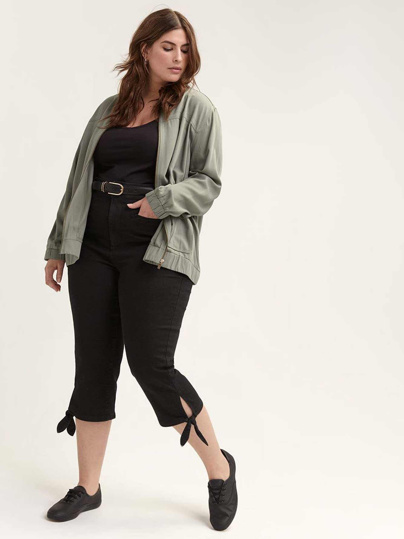 Soft Bomber Jacket - In Every Story