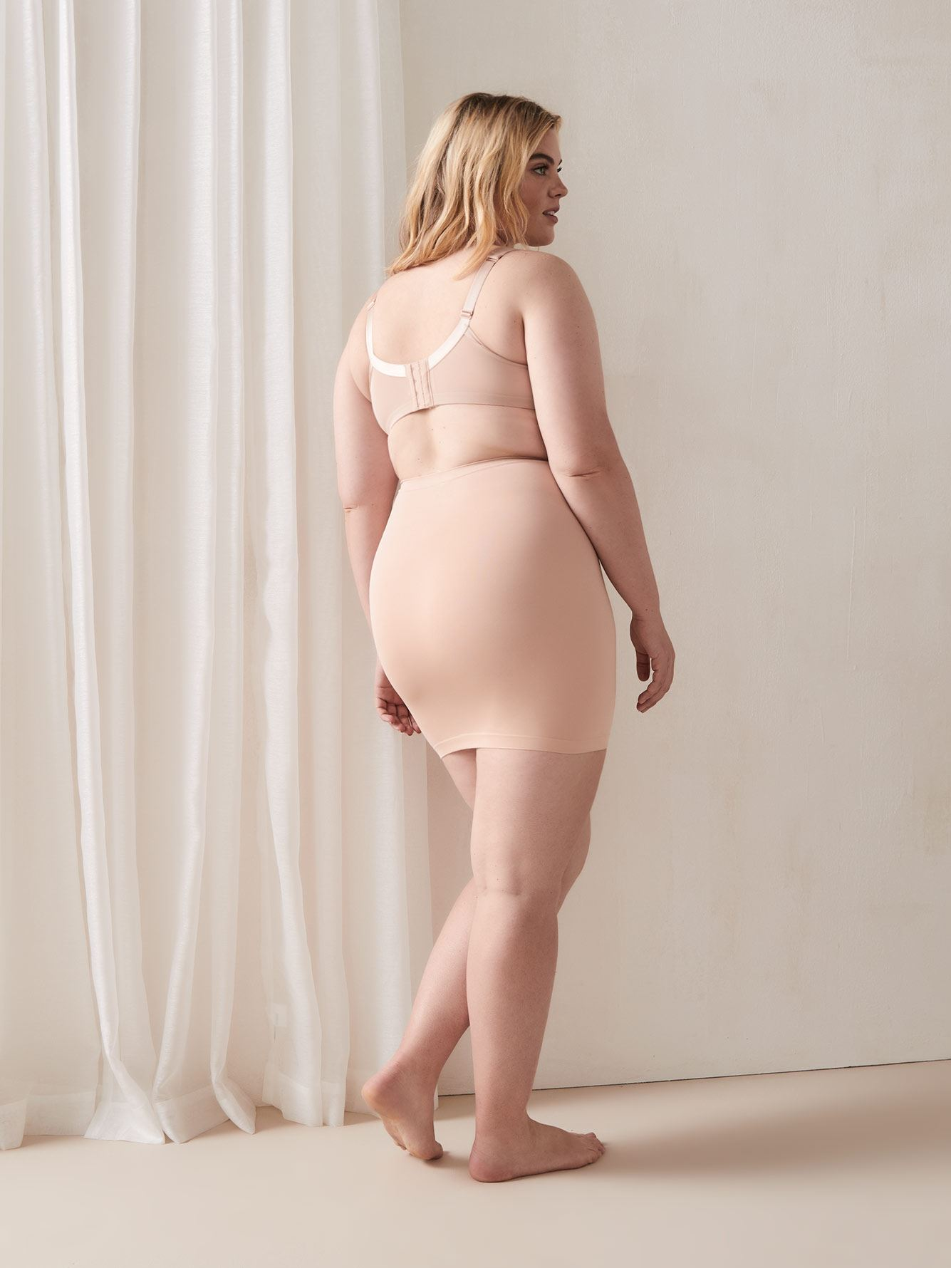 Seamless Shapewear Tube Top - Addition Elle