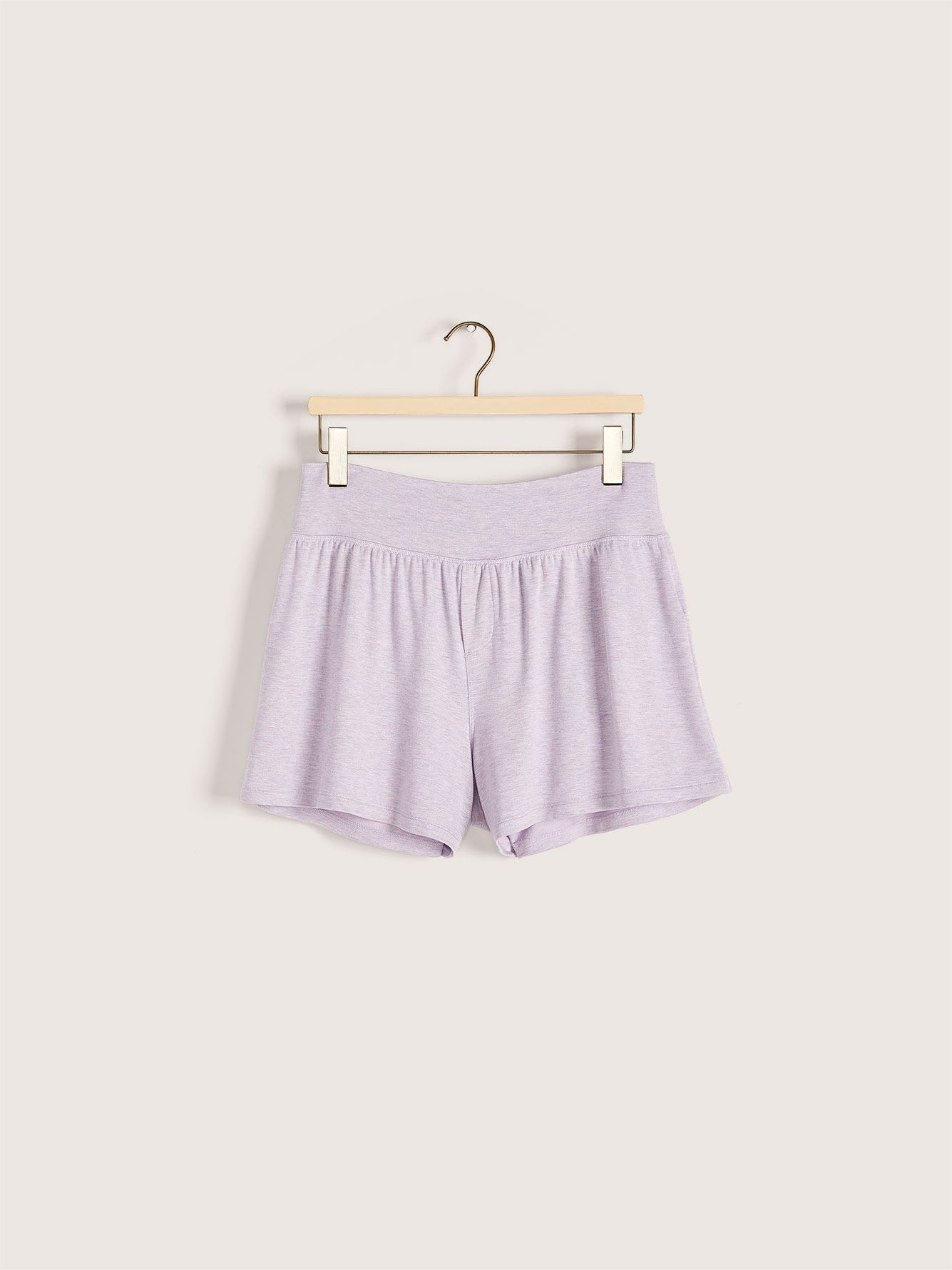 Heathered Pajama Short - Addition Elle