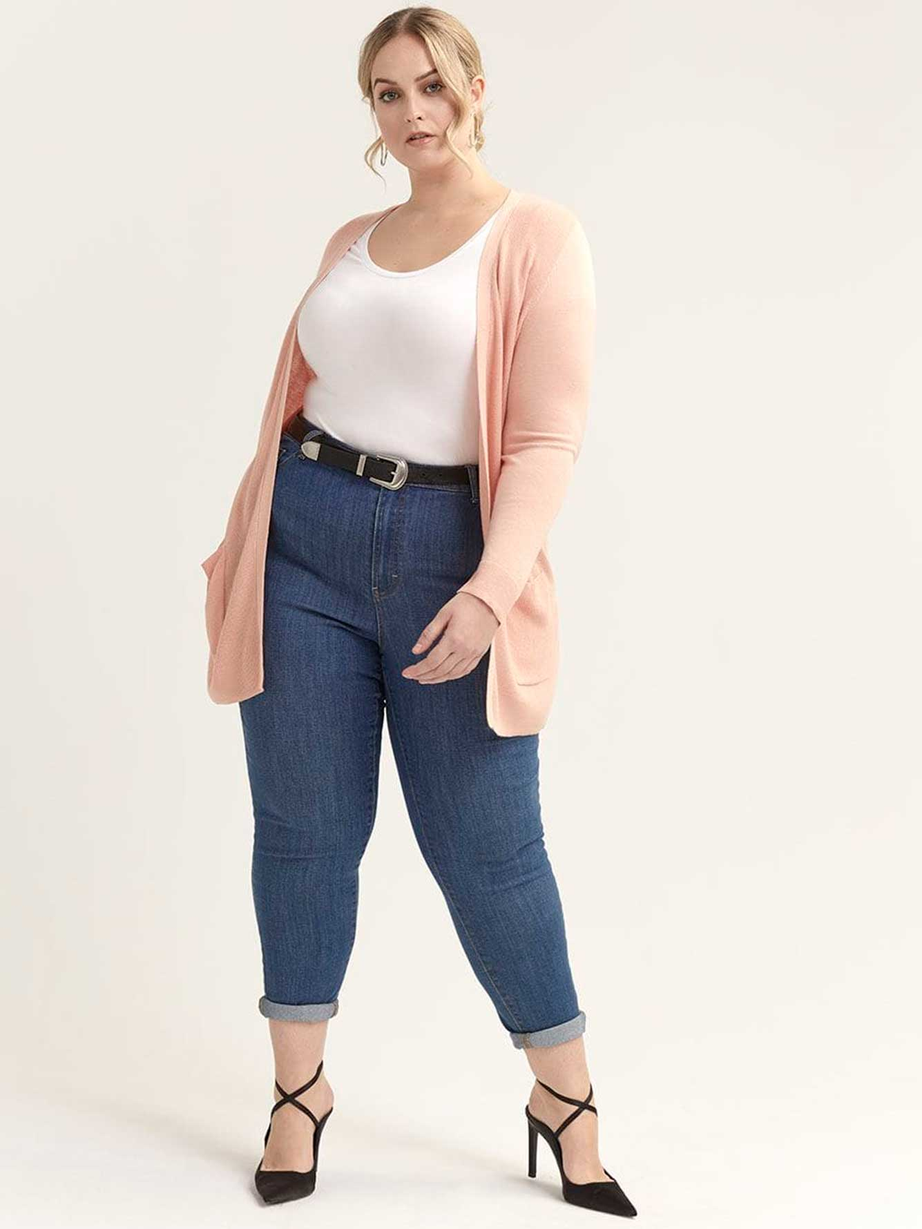 Long Cardigan with Pockets - In Every Story