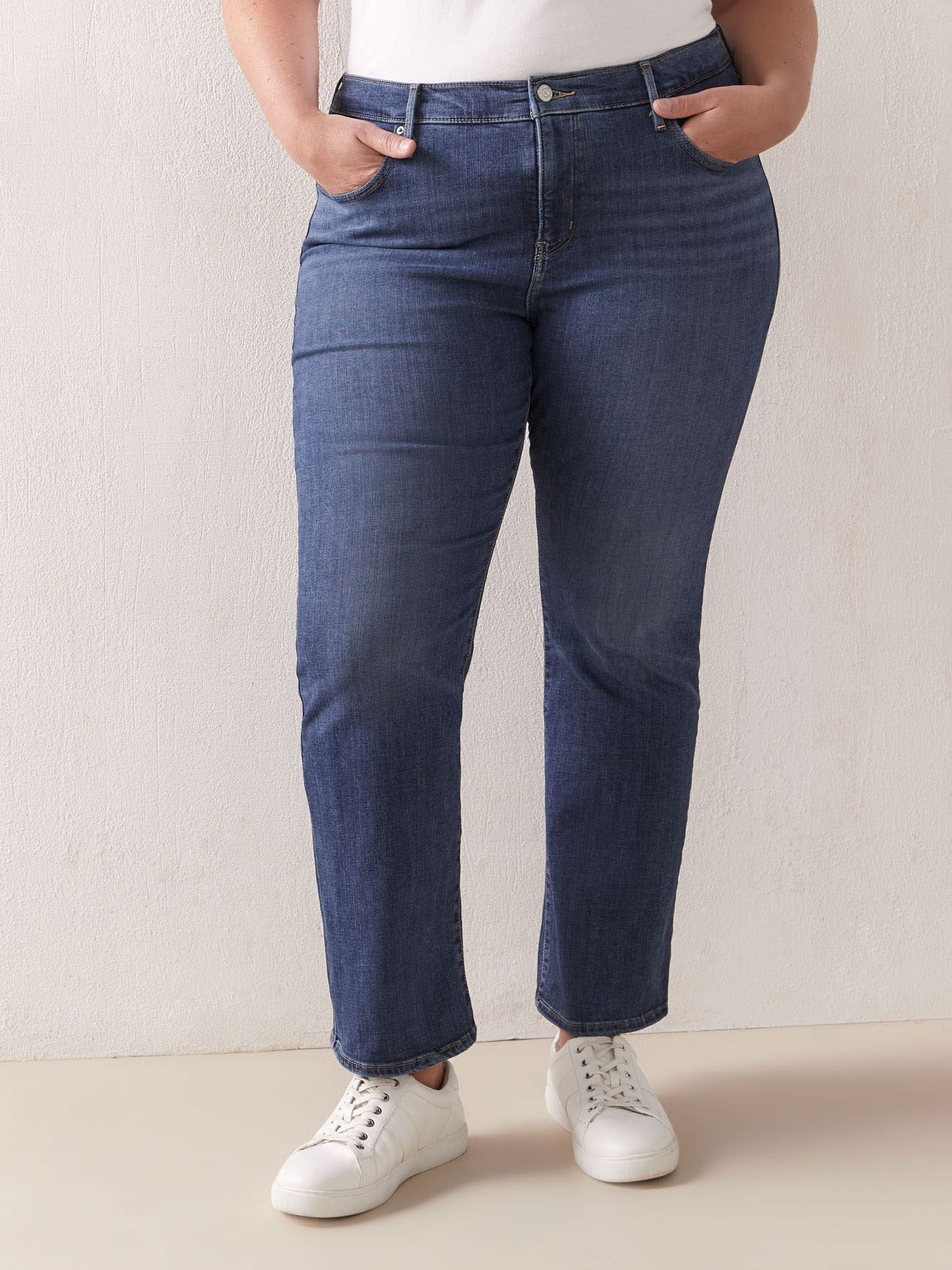Stretchy 315 Shaping Bootcut Jean - Levi's Premium