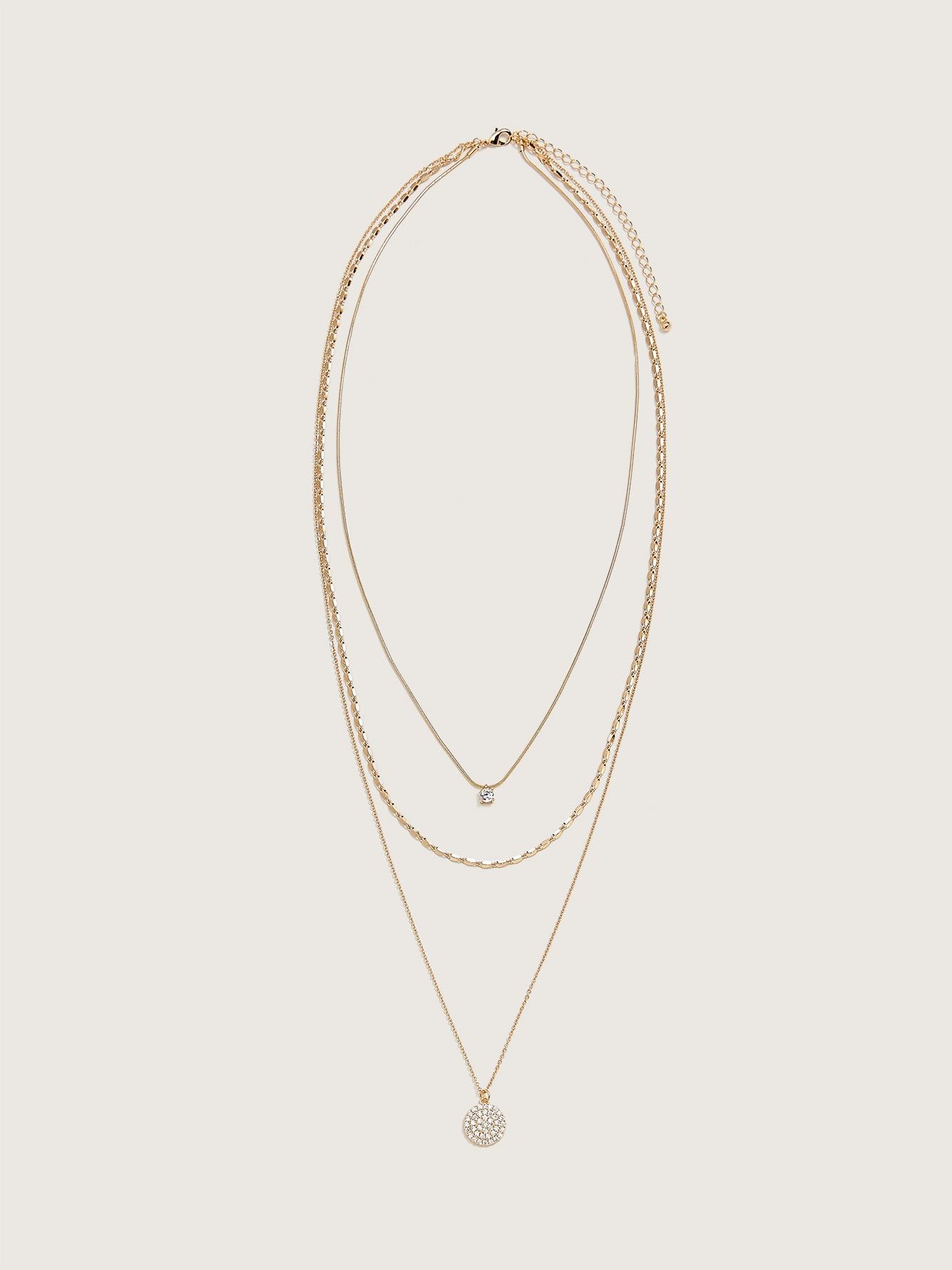 Collier multirang - Addition Elle