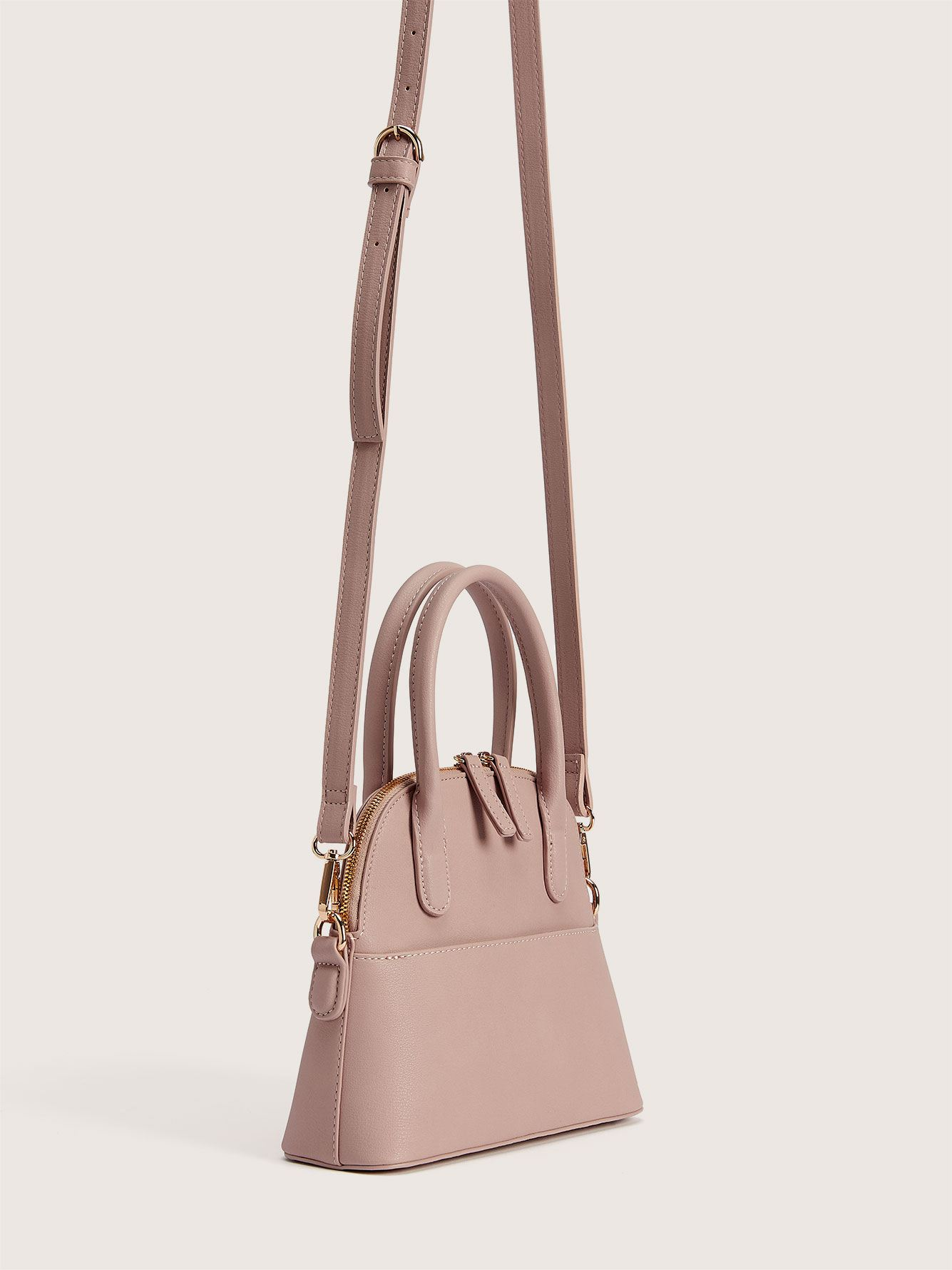 Mini Satchel Handbag - Addition Elle