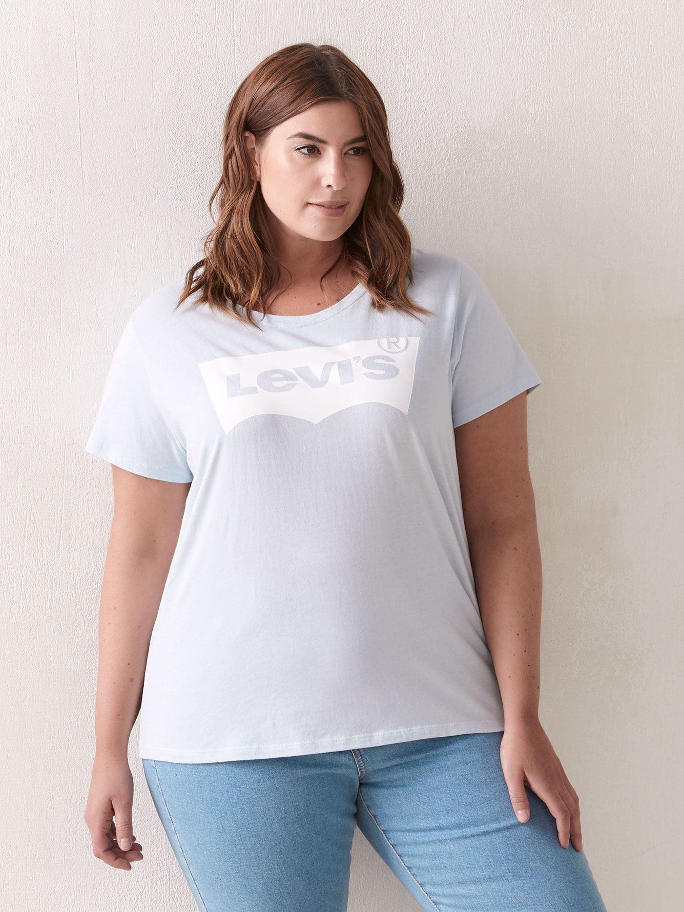 Perfect Batwing Logo T-Shirt - Levi's Premium