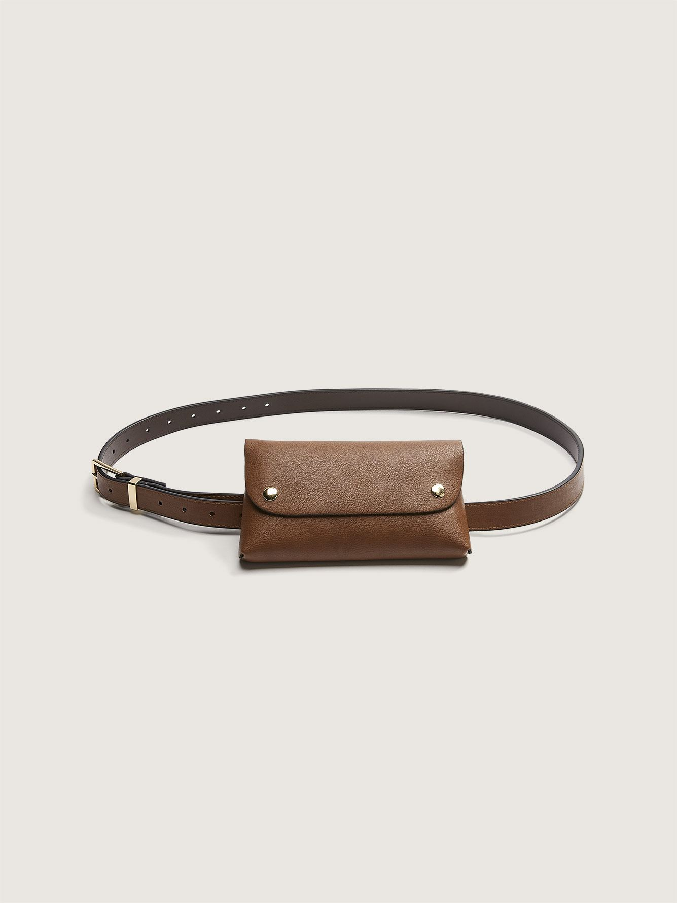 Rectangle Belt Bag