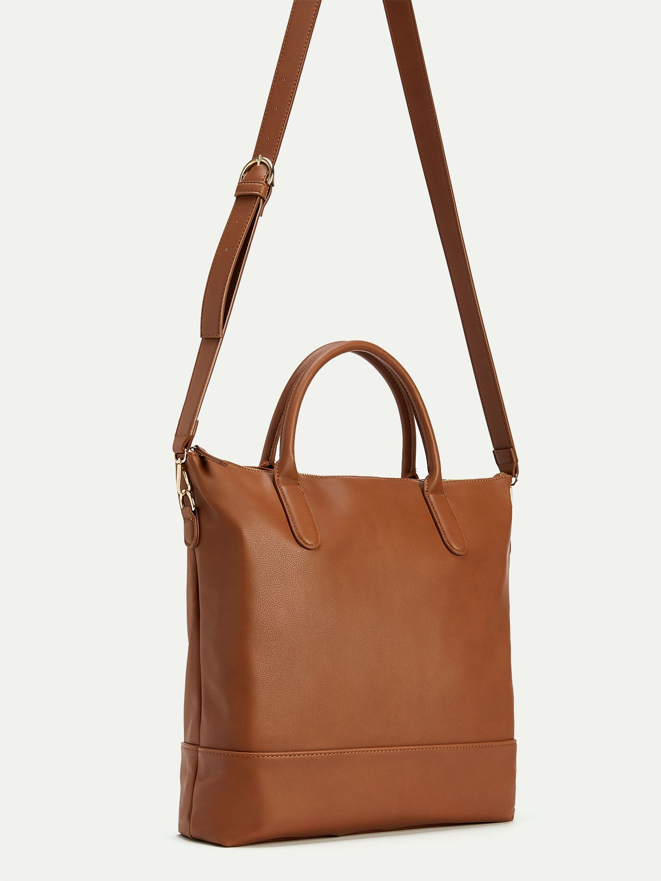 Crossbody Tote Bag - Addition Elle