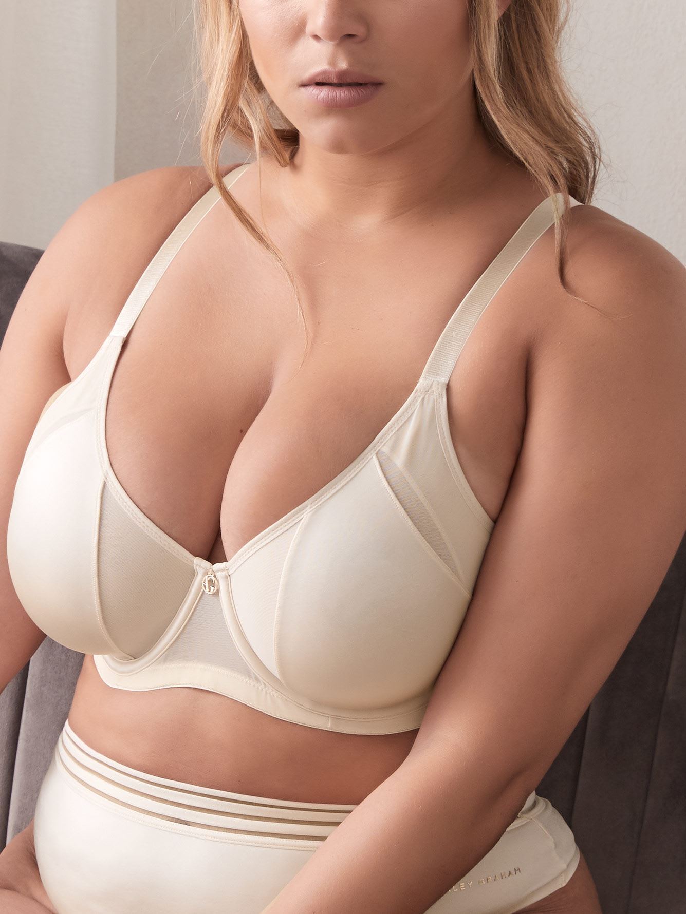Fatal Attraction Soft Cup Bra, G & H Cups - Ashley Graham