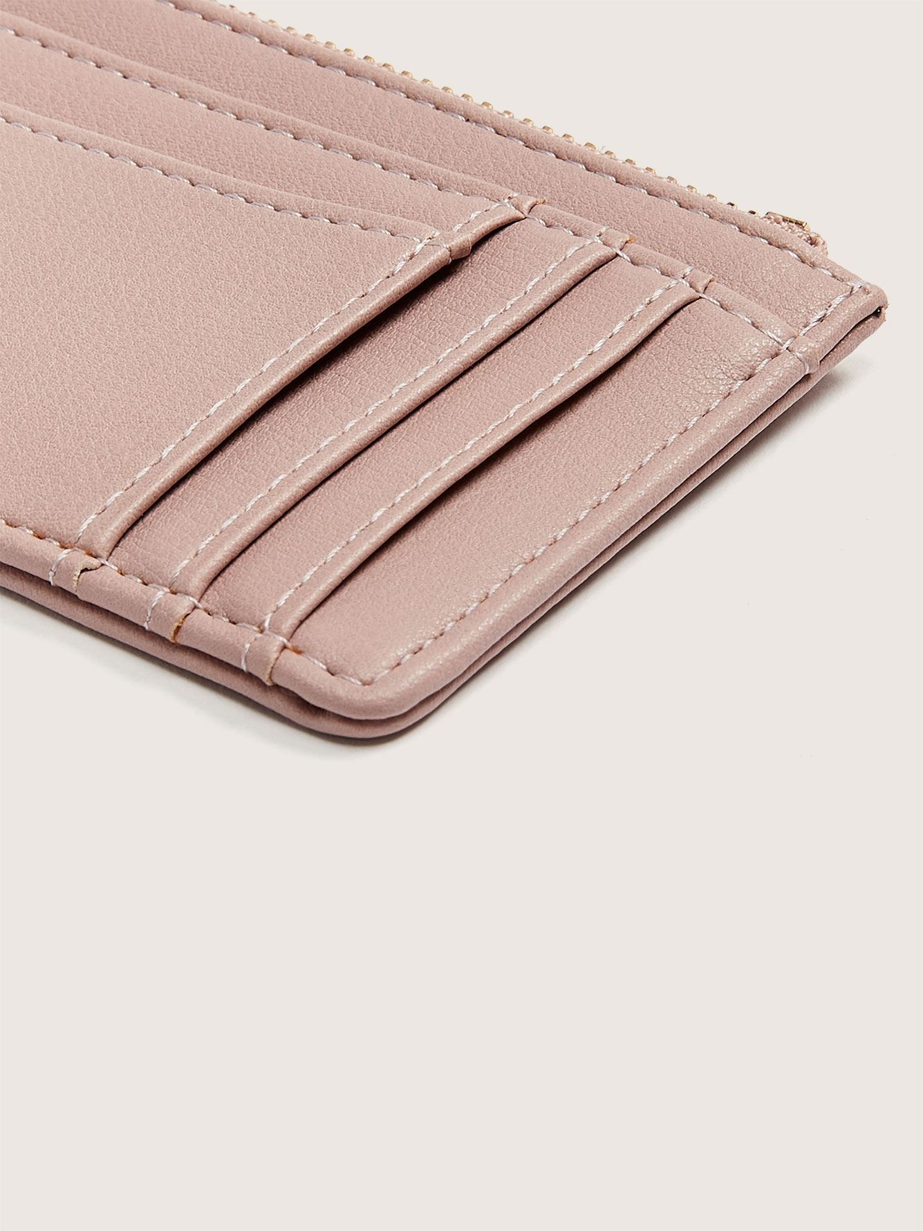Porte-cartes compact - Addition Elle