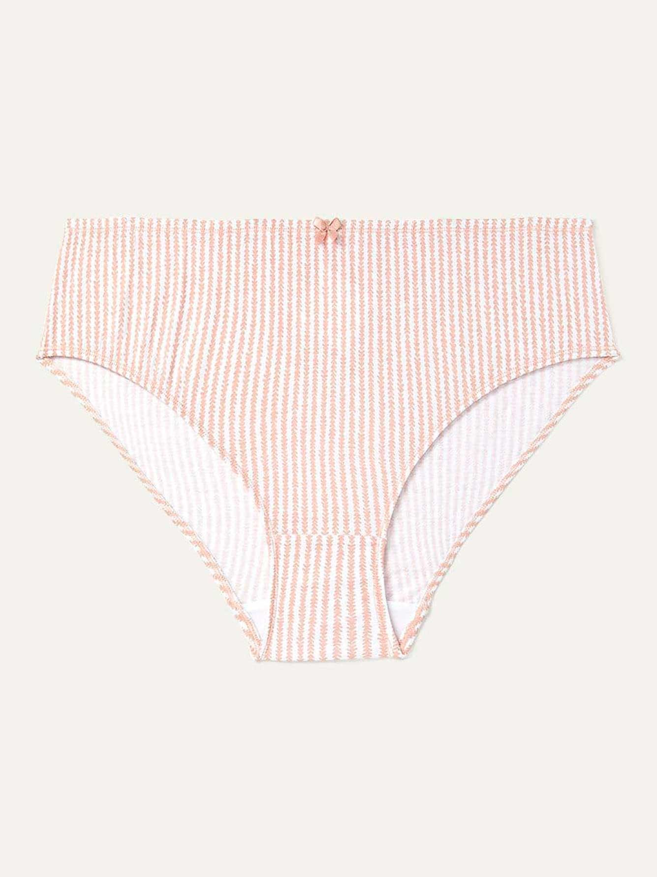 Cotton Printed High Cut Brief Panty - ti Voglio
