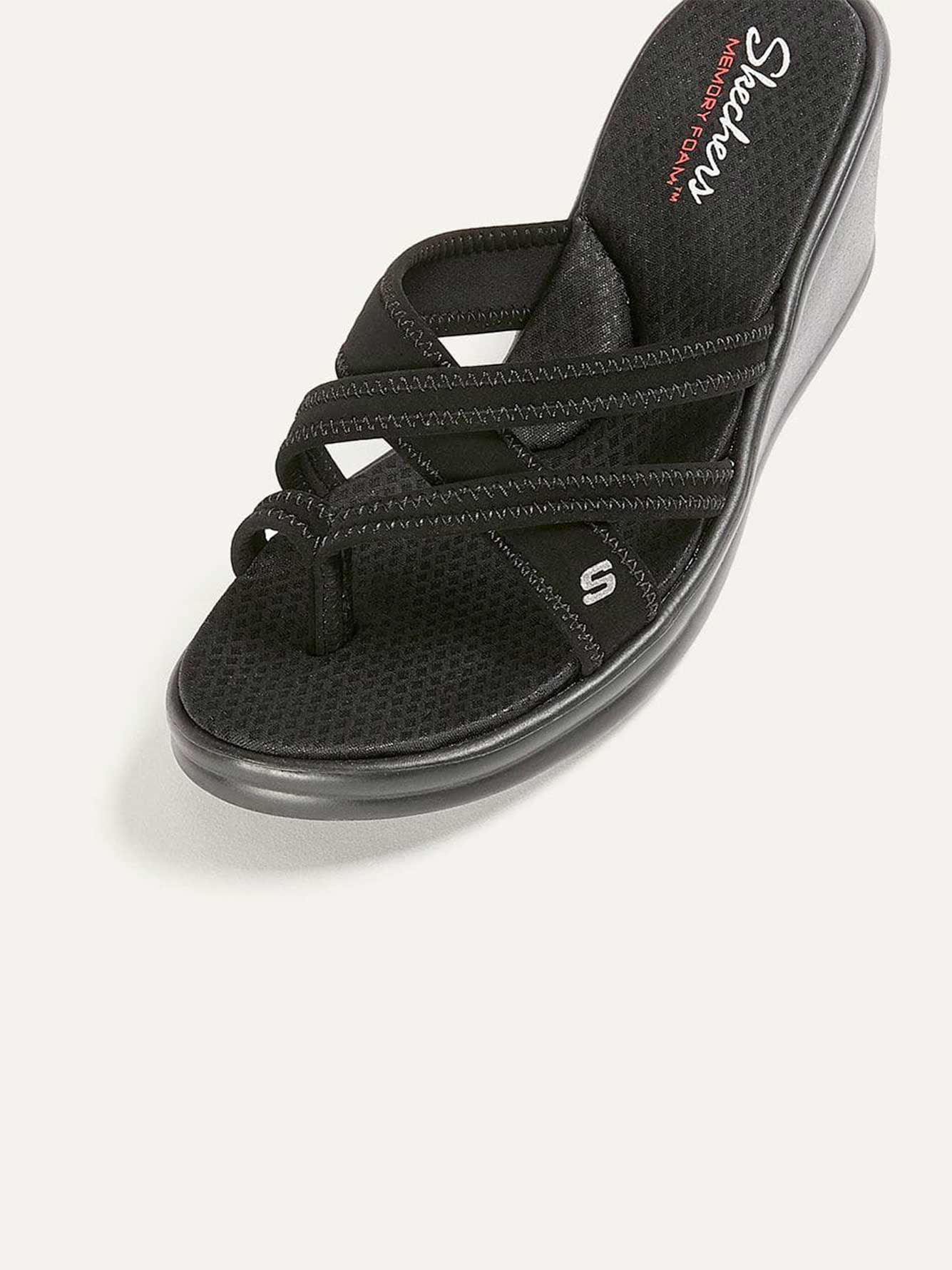 Skechers Rumblers, Young at Heart - Wide Width Sandals