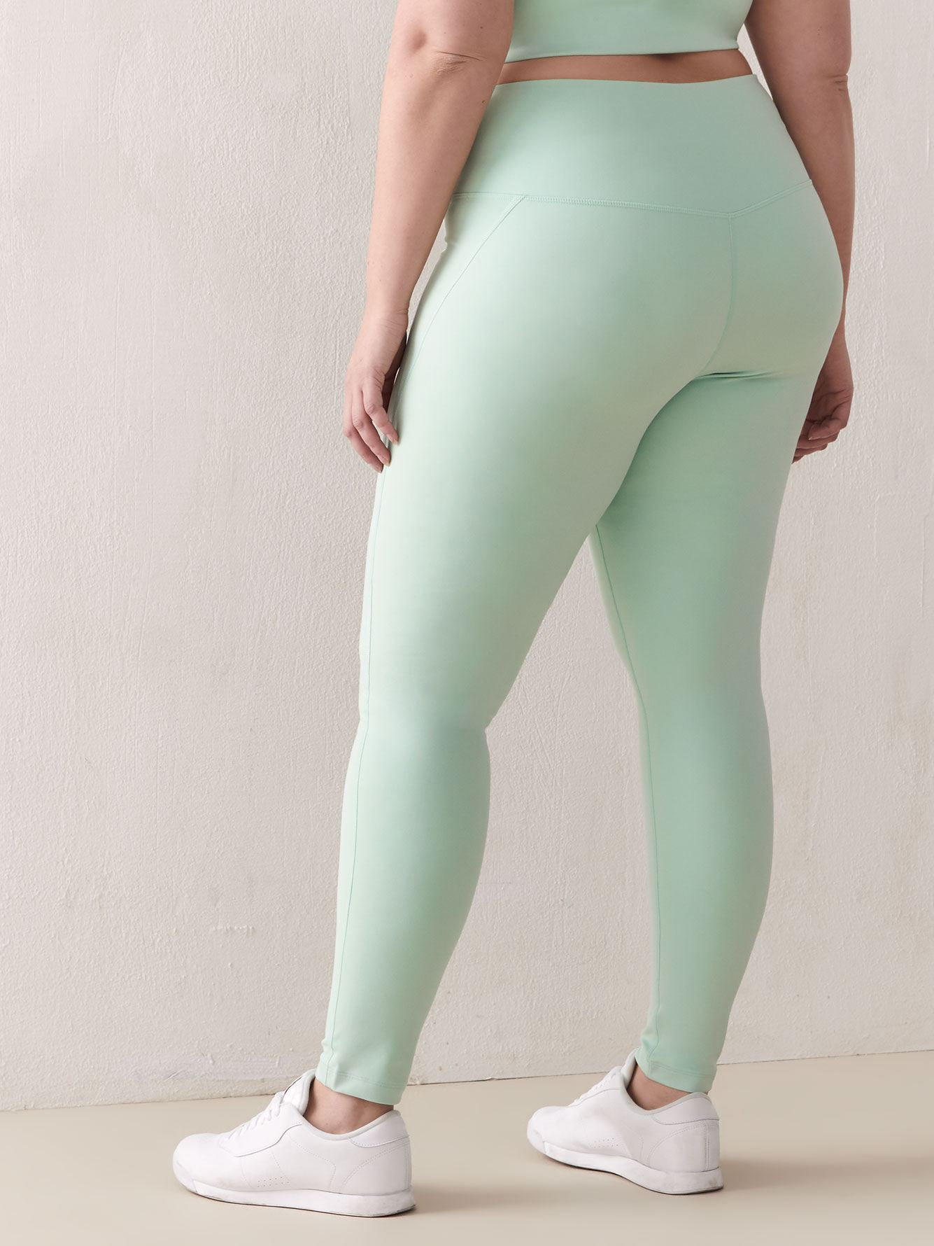 Fashion High-Rise Compression Legging - Girlfriend Collective