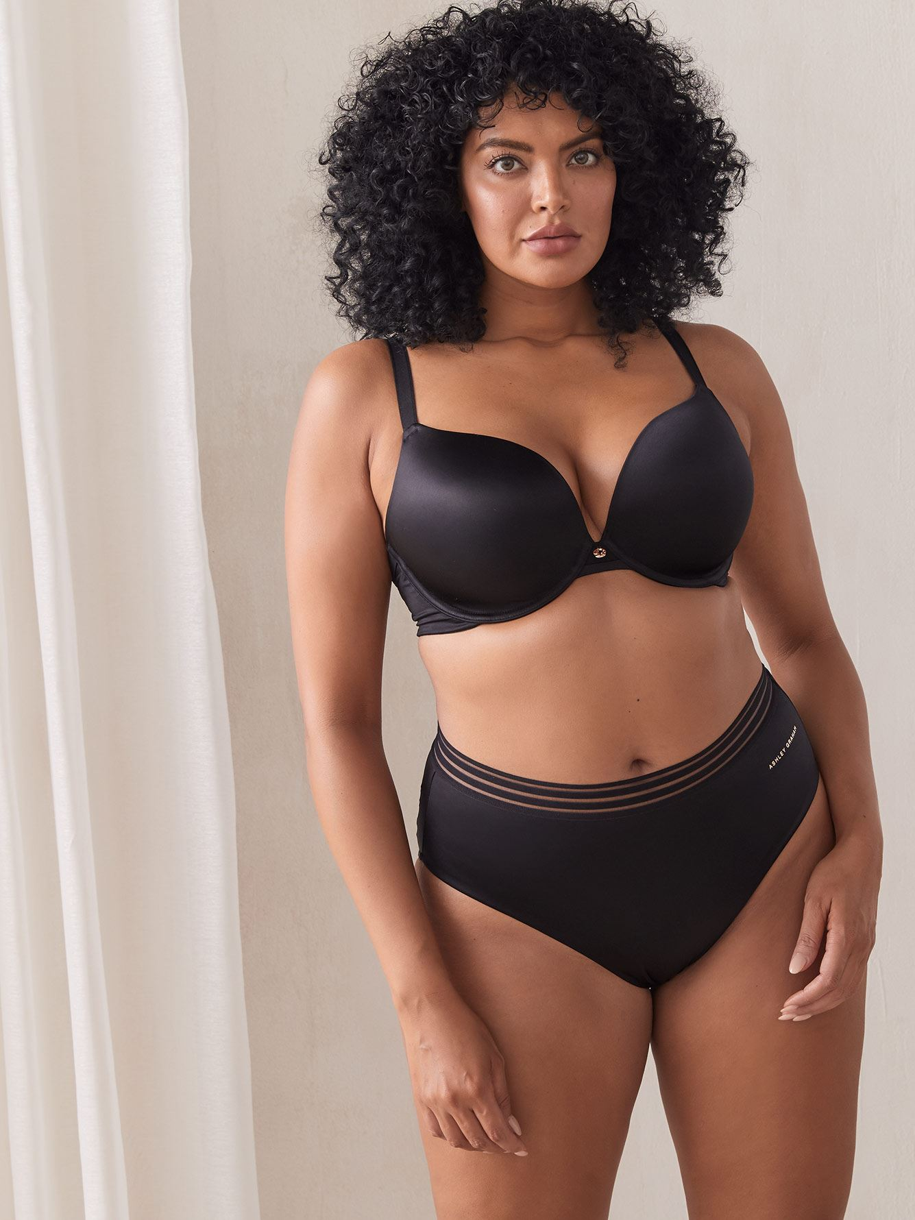 Idol Plunge Bra, G & H Cups - Ashley Graham