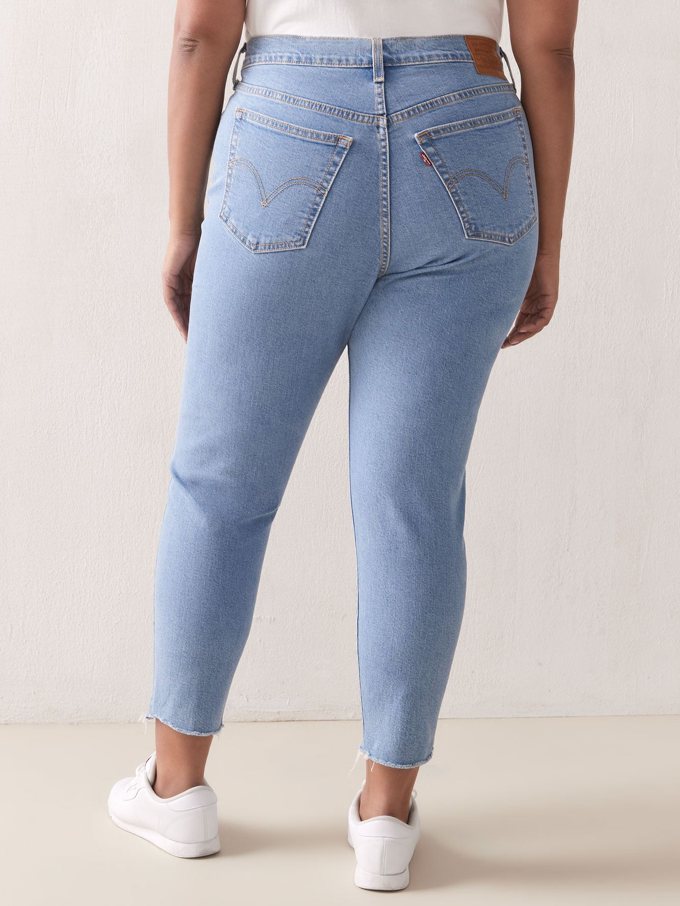 Stretchy High-Rise Wedgie Skinny Jean - Levi's Premium