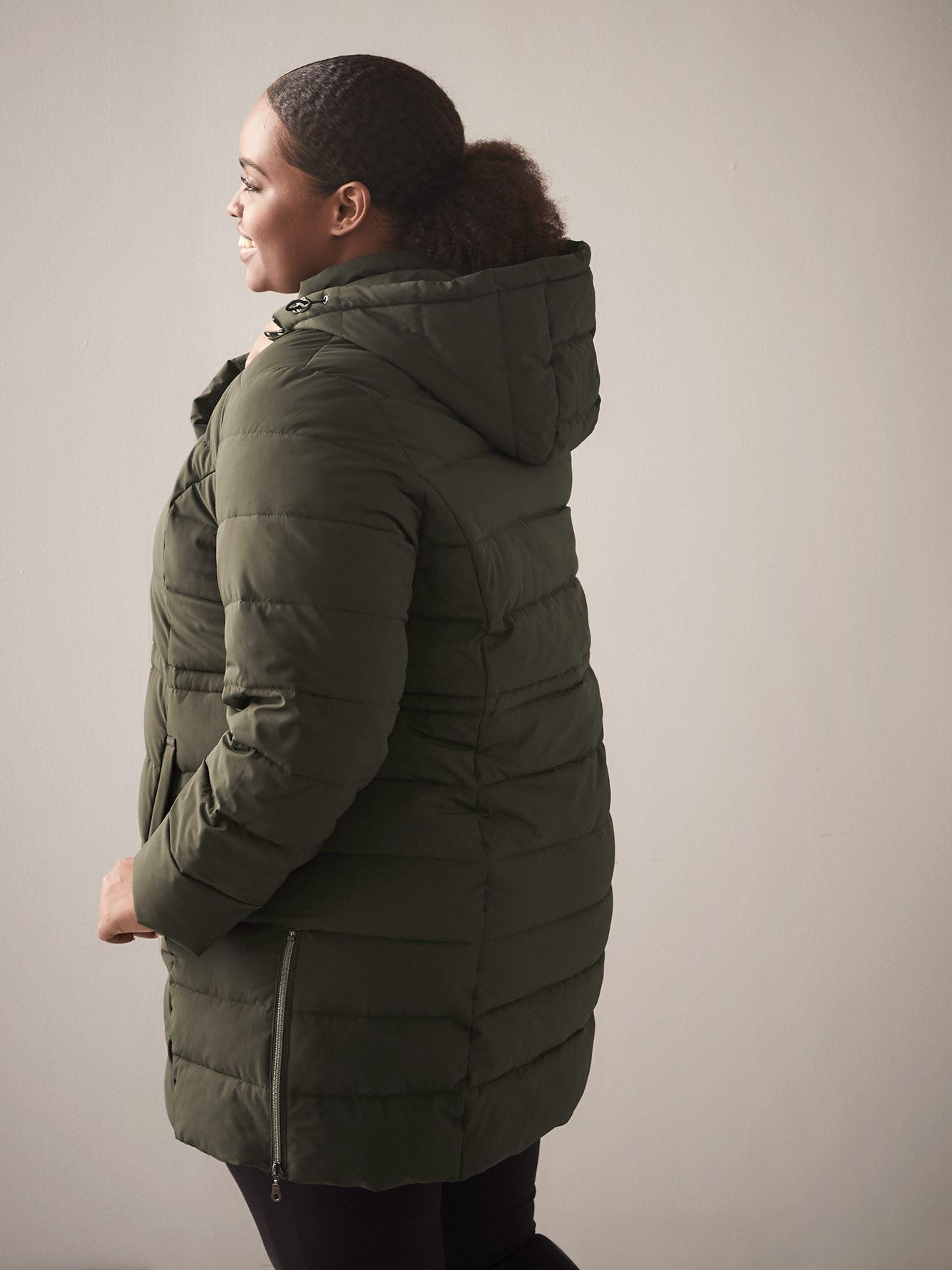 Manteau compressible en duvet synthétique - In Every Story