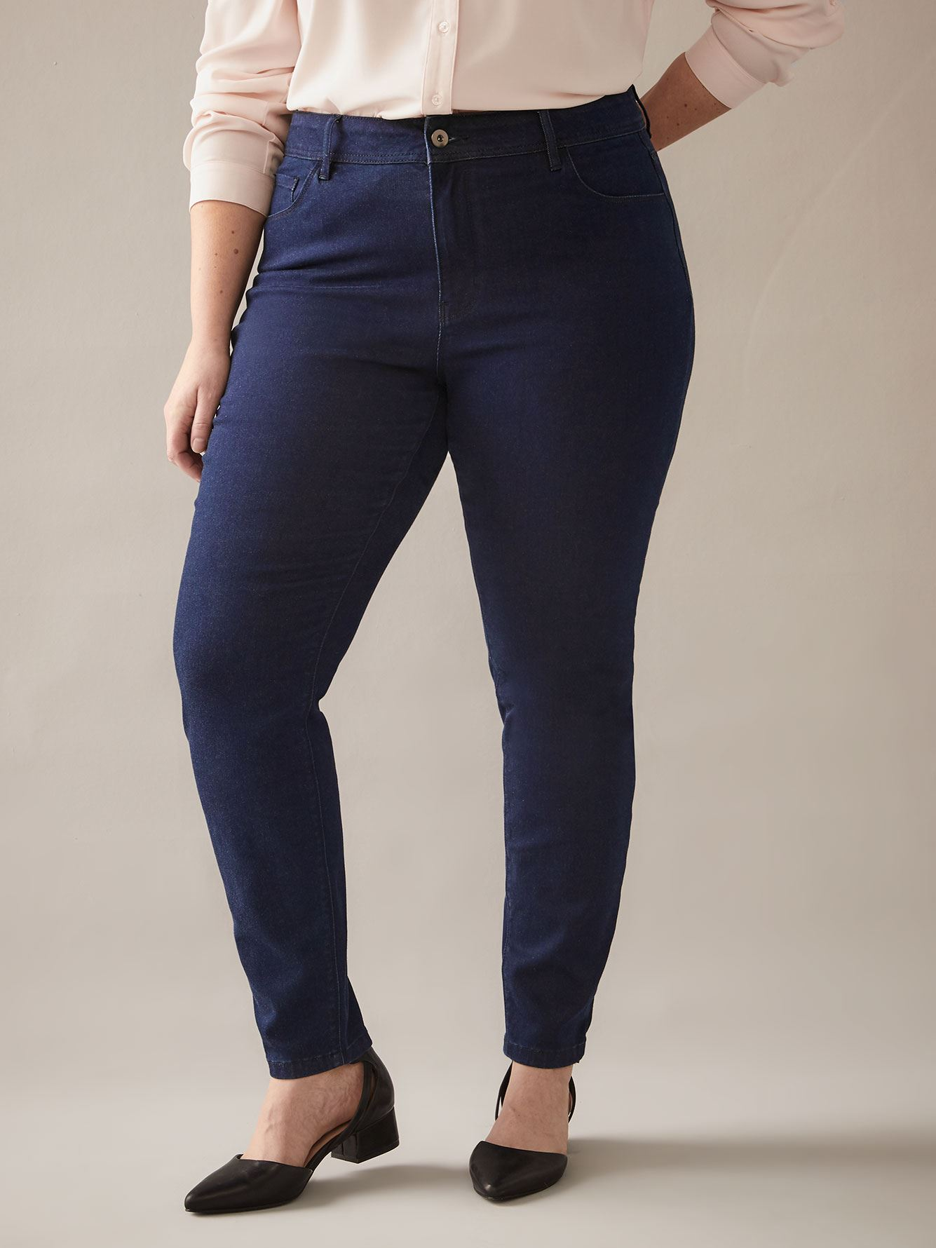 Ultra-Stretchy Jegging - d/C JEANS