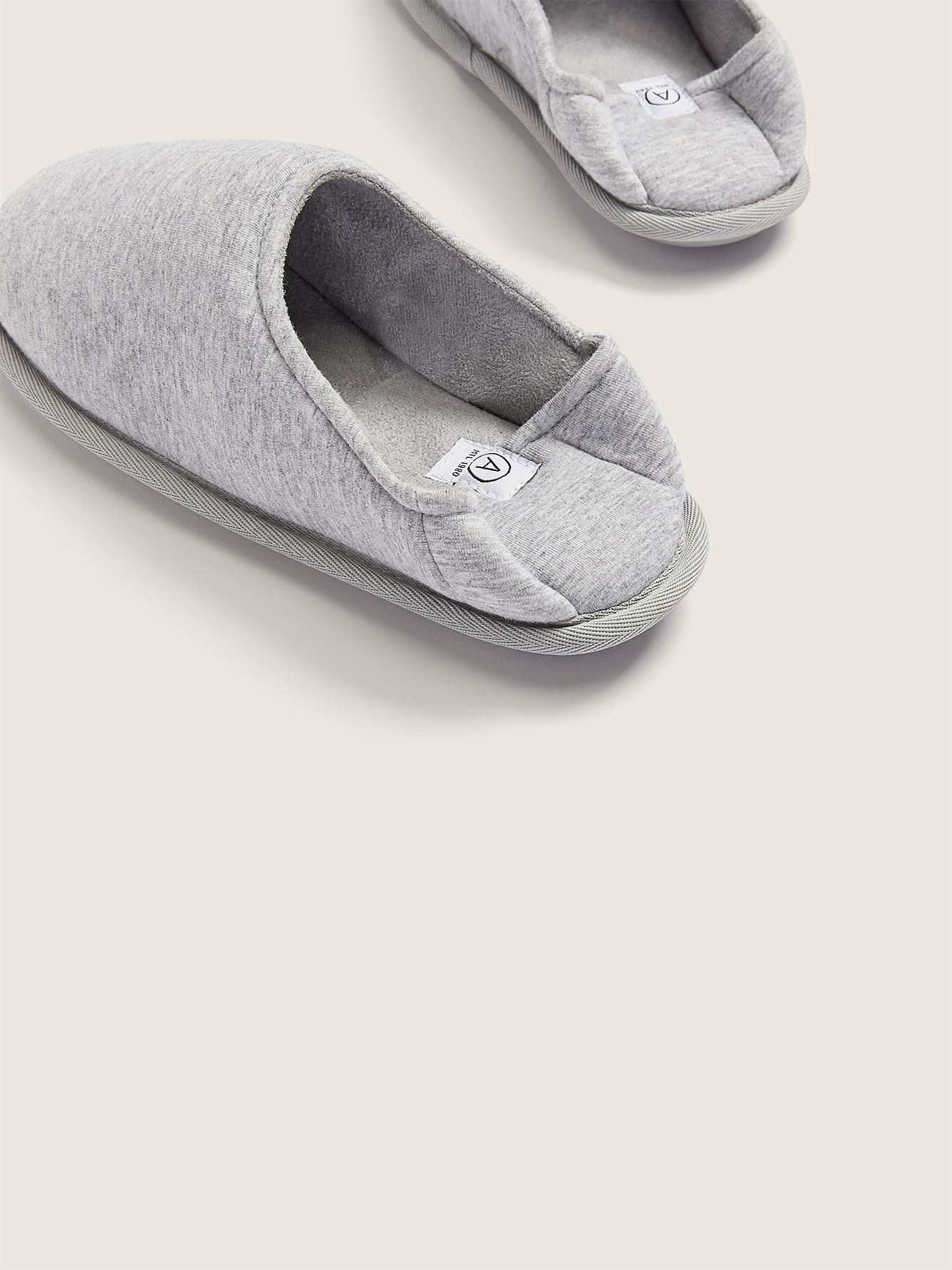 Heathered Slippers - Addition Elle