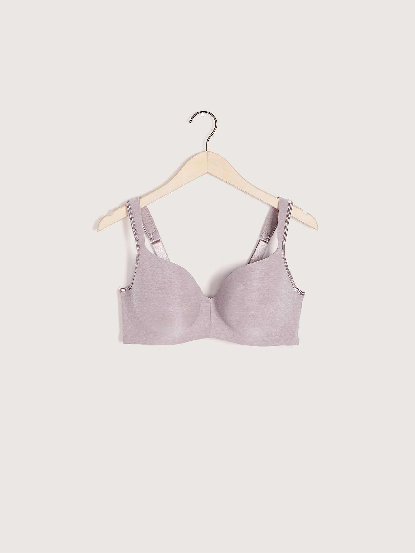 Padded Underwire T-Shirt Bra, G & H Cups