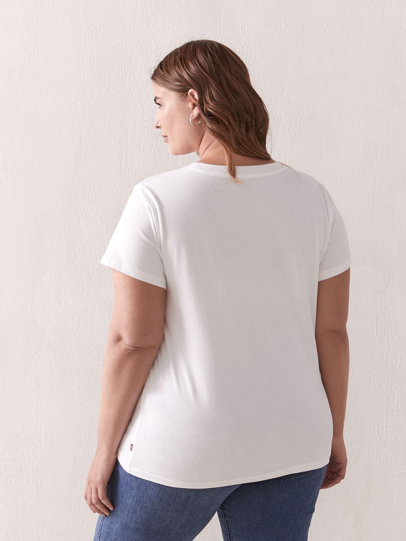 Crew-Neck Sport Logo T-Shirt - Levi's Premium