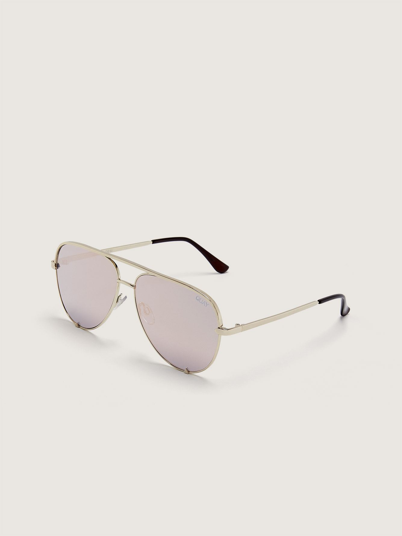 Quay, Highkey - Aviator Sunglasses
