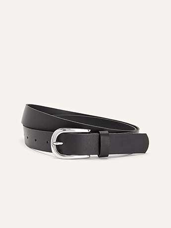 Large Leather Belt