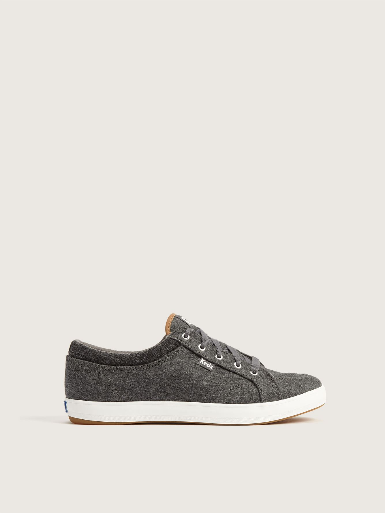 Chassures de sport chinés Center, pied large - Keds