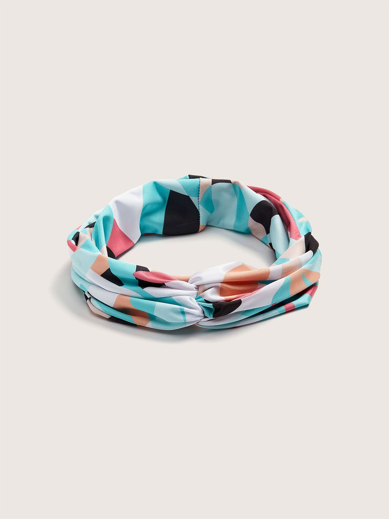 Soft Twist Front Headband - Addition Elle