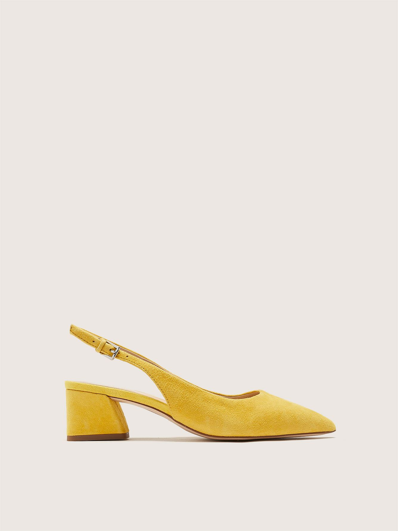 Wide Pointy Toe Slingback Pump - Franco Sarto