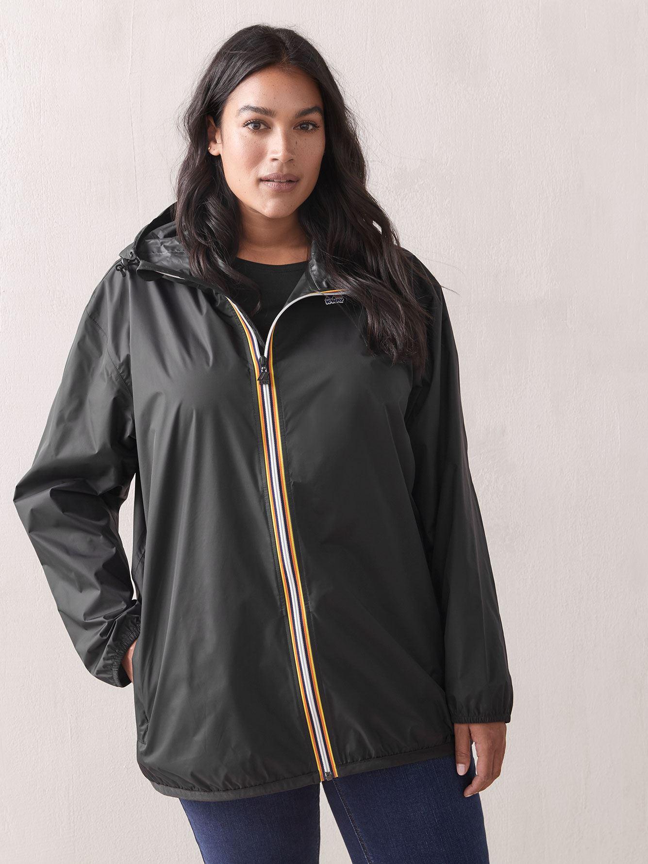 Le Vrai Claude 3.0 Packable Raincoat - K-Way