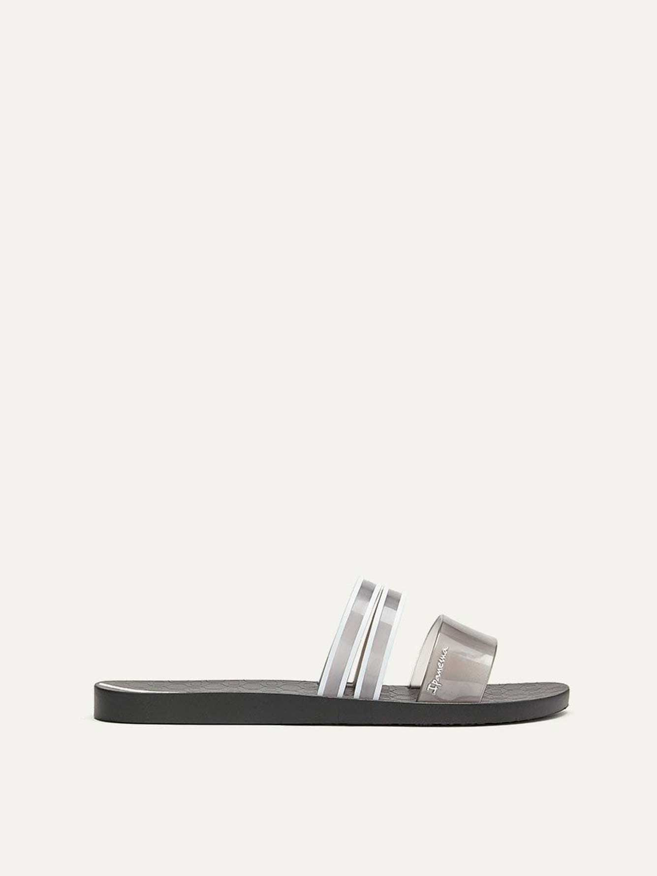 Wide Clear Band Flip Flops - Ipanema