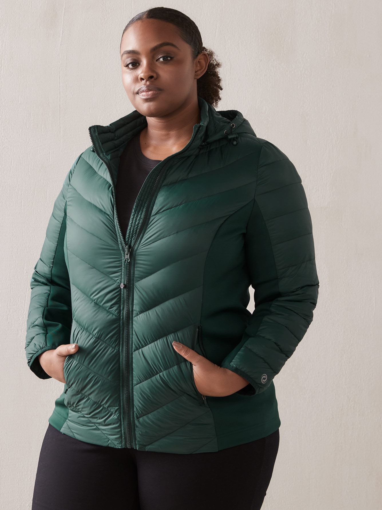 Manteau court compressible - ActiveZone