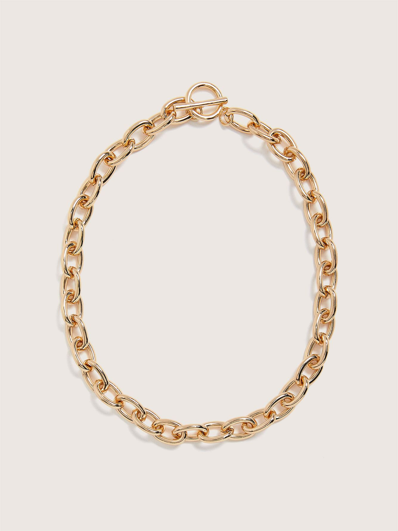 Thick Chain Necklace - Addition Elle