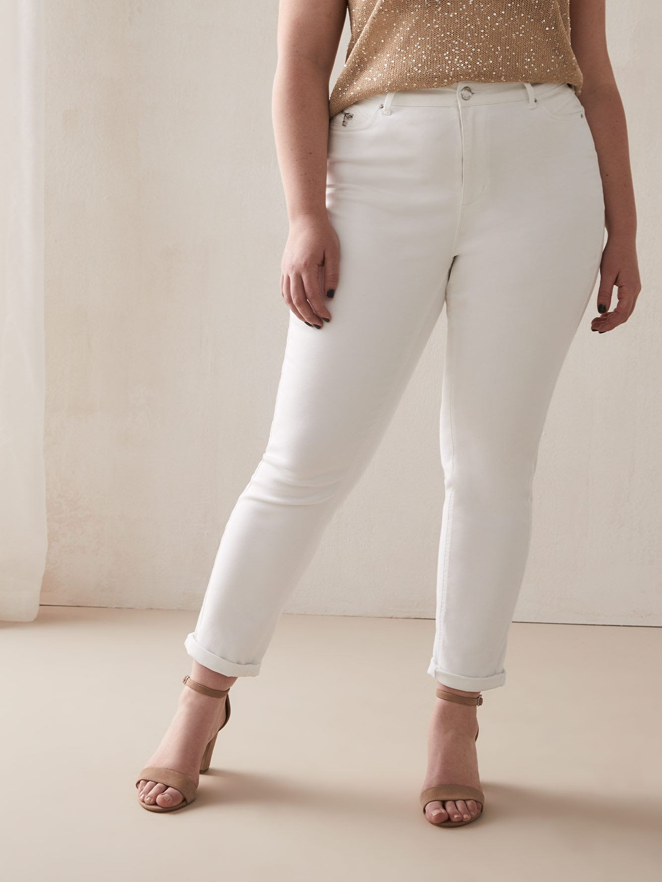 Tall, Ankle Jean with Slim Leg - d/C JEANS