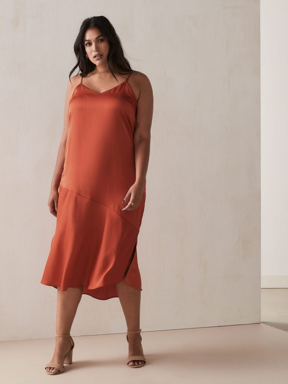Plus Size Dresses for Women: Size 10 to 36 | Addition Elle Canada