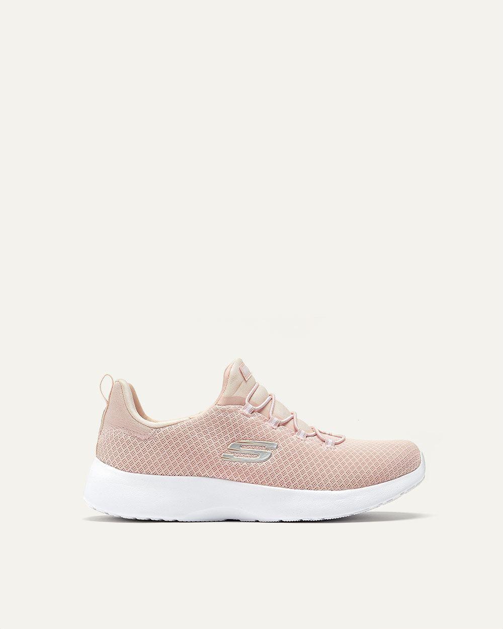 Skechers Dynamight - Wide Width Mesh Sneakers