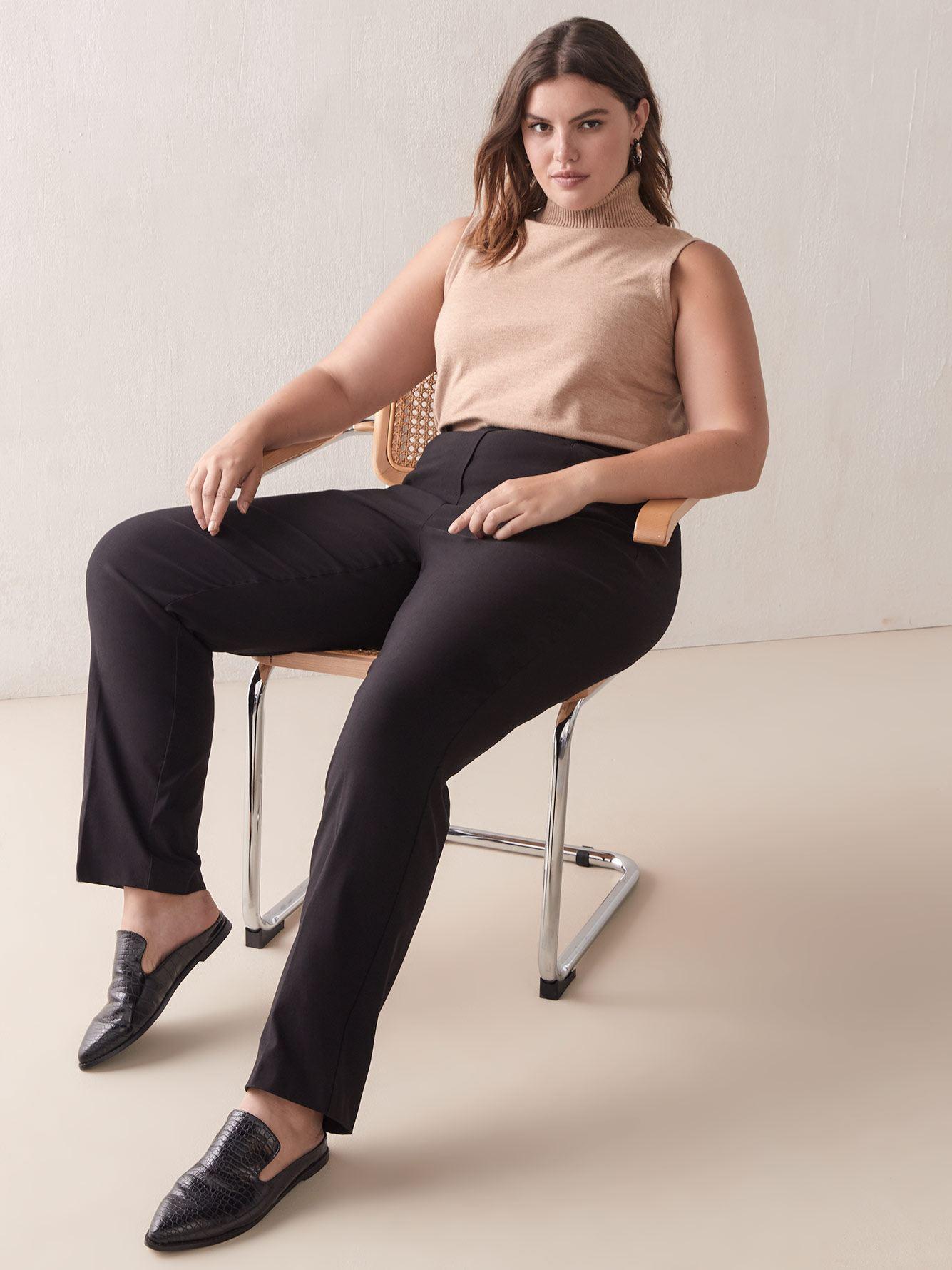 Savvy, Straight Leg Pant - Addition Elle