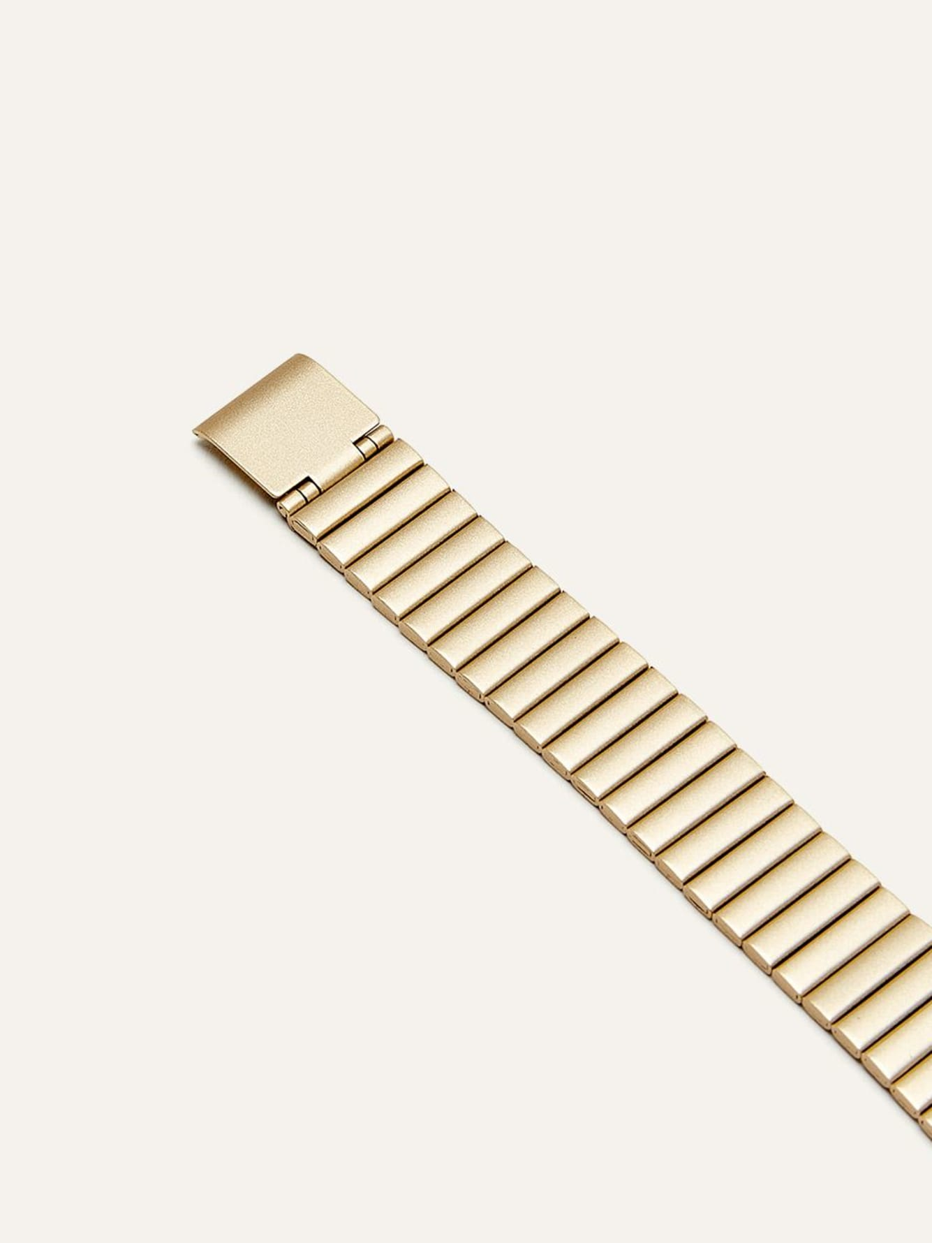Gold-Coloured Watch