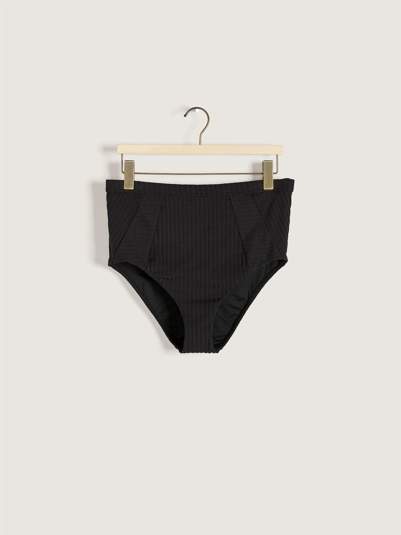 BECCA ETC, Loreto - Textured High Waist Swim Brief
