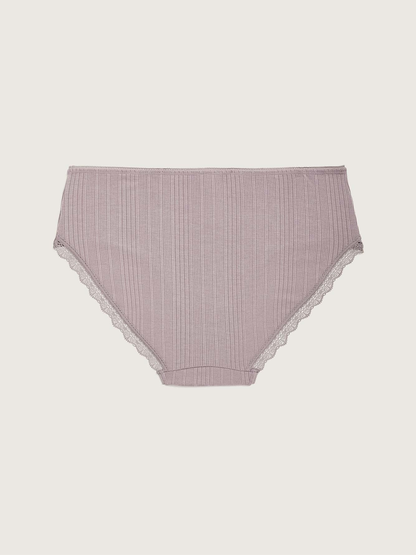 Ribbed Hipster Panty - Addition Elle