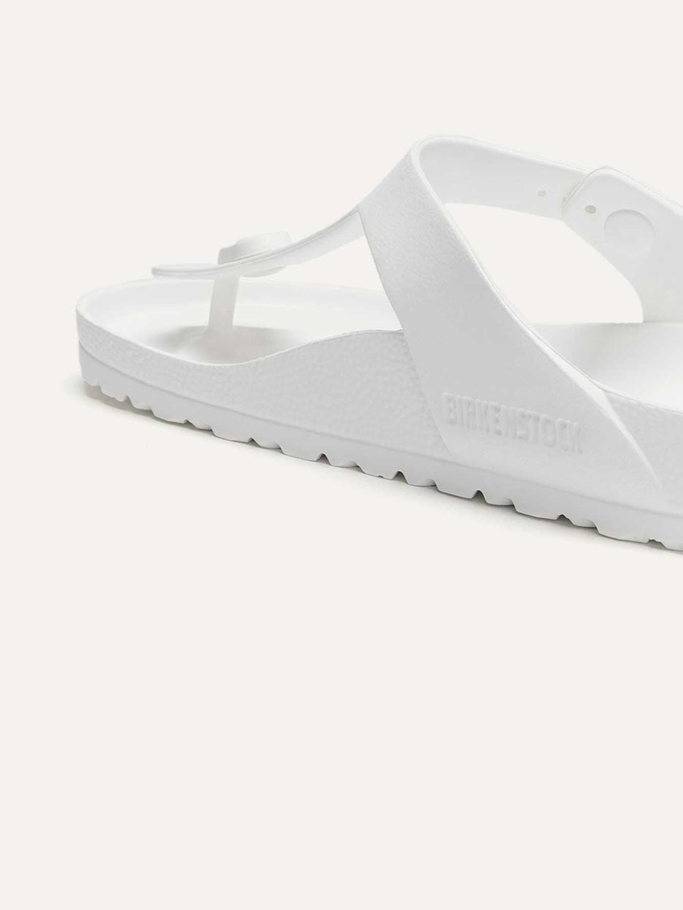 Solid Thong Sandals - Birkenstock