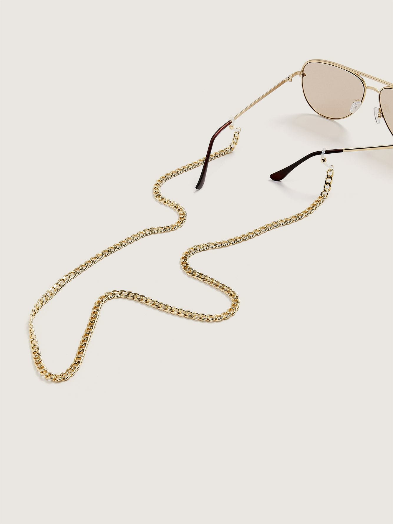 Metallic Sunglasses Chain
