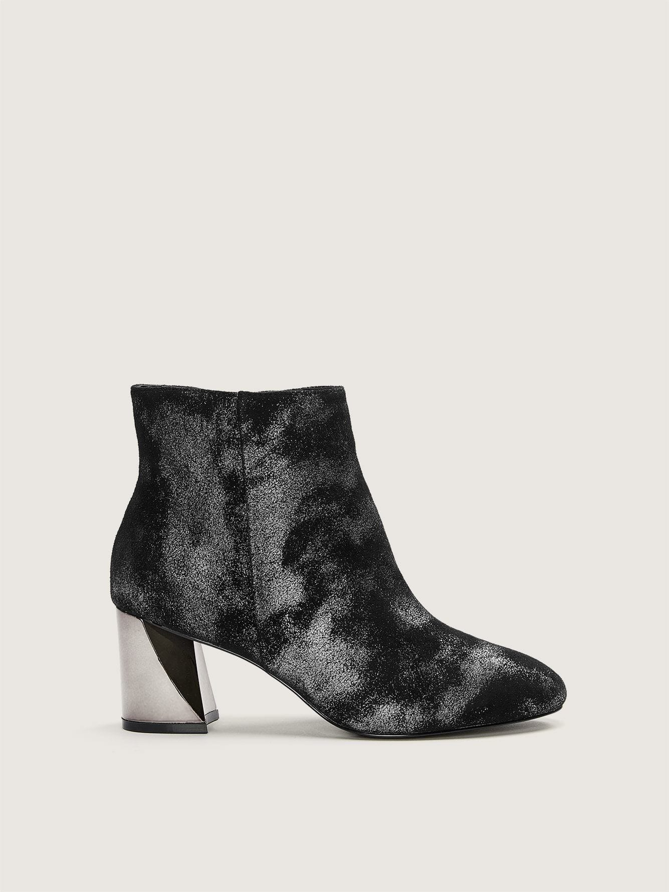 Wide Hadlee Faux Leather Ankle Bootie - Kendall + Kylie