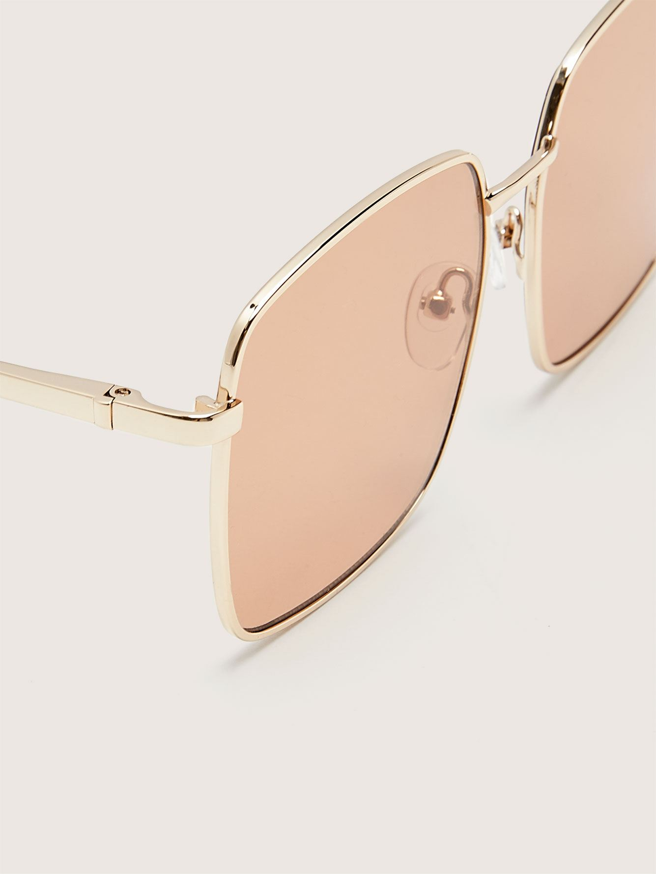 Retro Square Sunglasses - Addition Elle