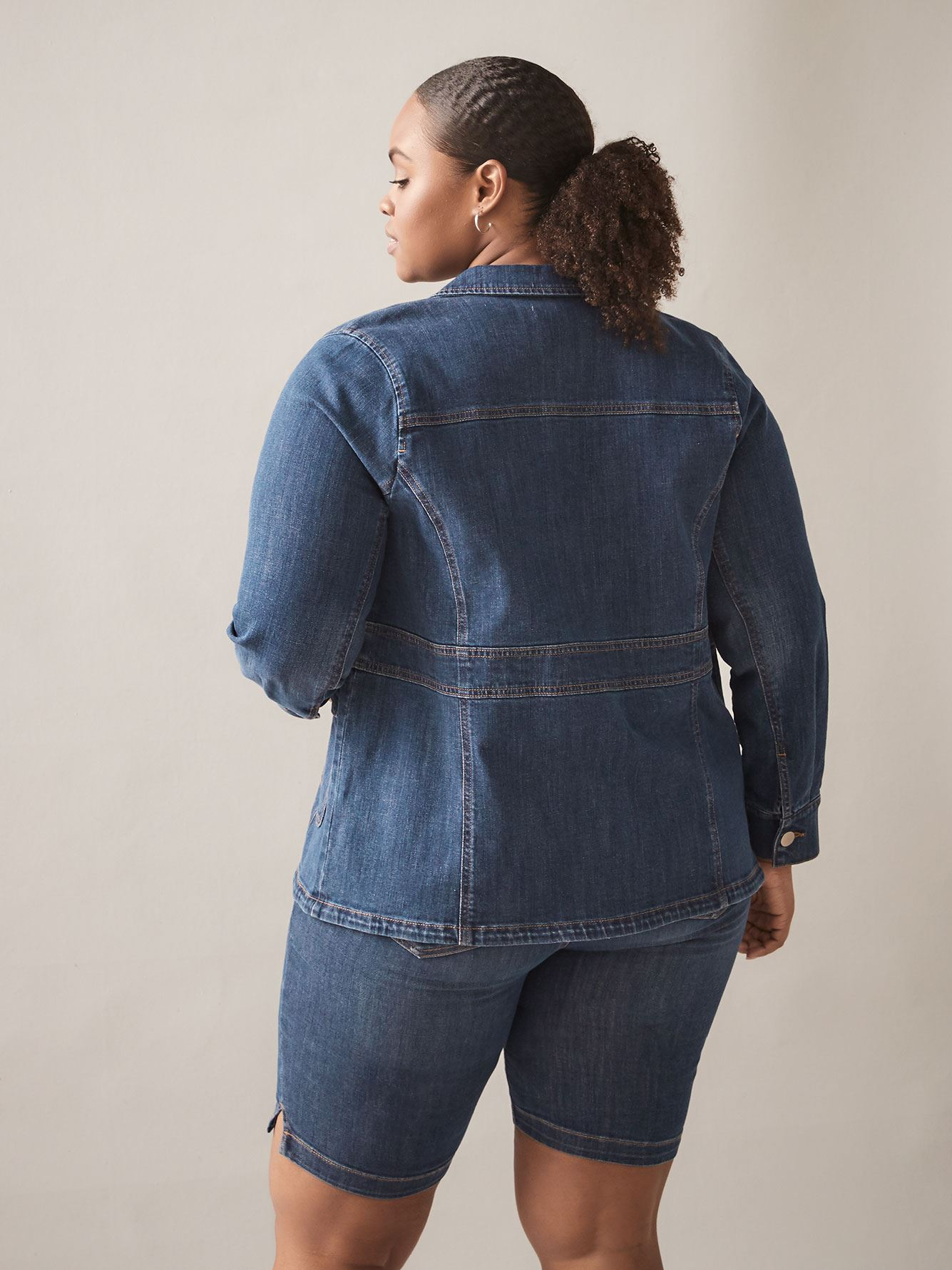 Veste Safari en denim - In Every Story