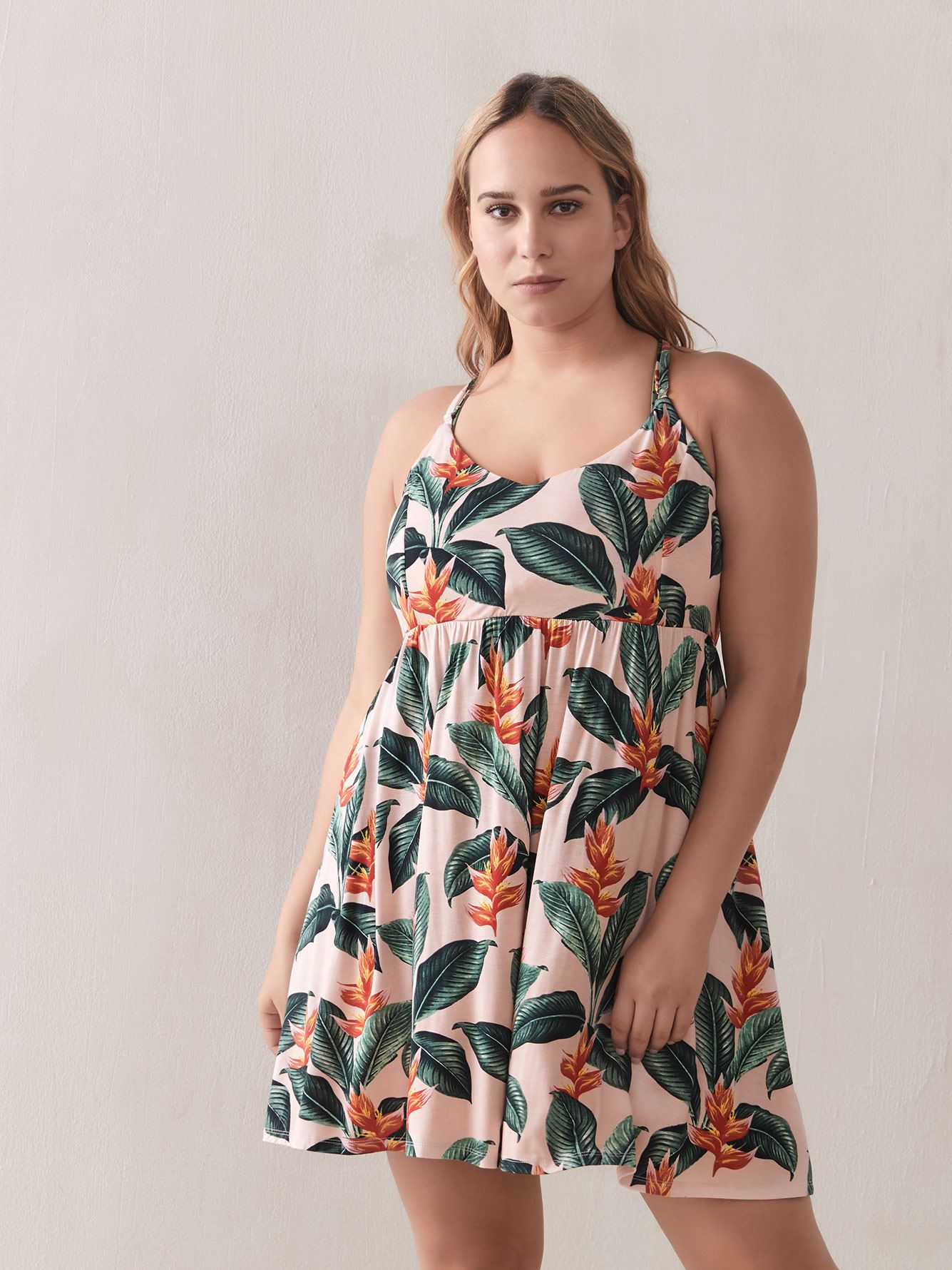Sweet Escape Ivy Cover Up Dress - Body Glove
